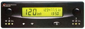 Tahograf 2416 VR 12V 125 km/h