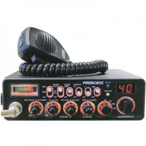 STATIE RADIO CB PRESIDENT JACKSON II