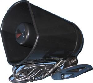 SPEAKER EXTERIOR KBC MR 508