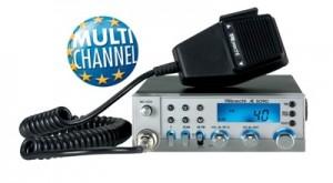 STATIE RADIO CB ALBRECHT AE 5090 XL BLACK