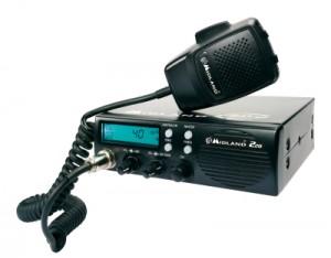 STATIE RADIO CB ALAN MIDLAND 220 MULTI