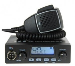 STATIE RADIO CB tti TCB 550