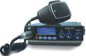 STATIE RADIO CB tti TCB 771B
