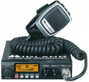 STATIE RADIO CB ALAN MIDLAND 78 MULTI