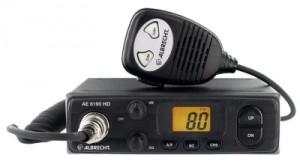 STATIE RADIO CB ALBRECHT AE 6190 HD