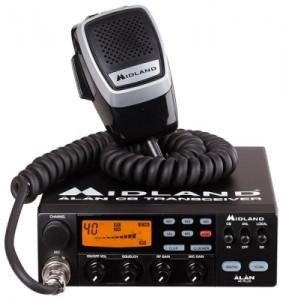 STATIE RADIO CB ALAN MIDLAND 48 PLUS MULTI