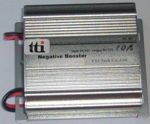 TRANSFORMATOR TTI 24-12V , 10A